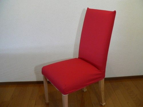 how to redo dining chairs ( in Japanese)