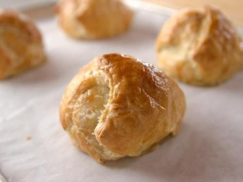 """Glazed Apple Dumplings (Old-Fashioned Comfort) - """"The Pioneer Woman"""", Ree Drummond on the Food Network."""