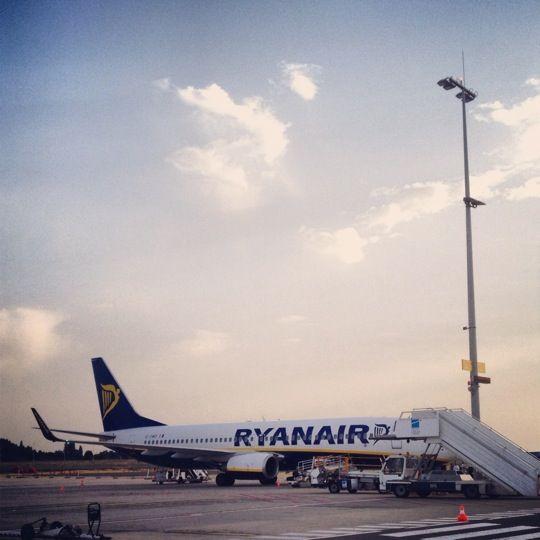Charleroi Airport (IATA code CRL) is located near