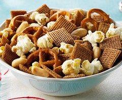 Collation aux céréales Shreddies classiques