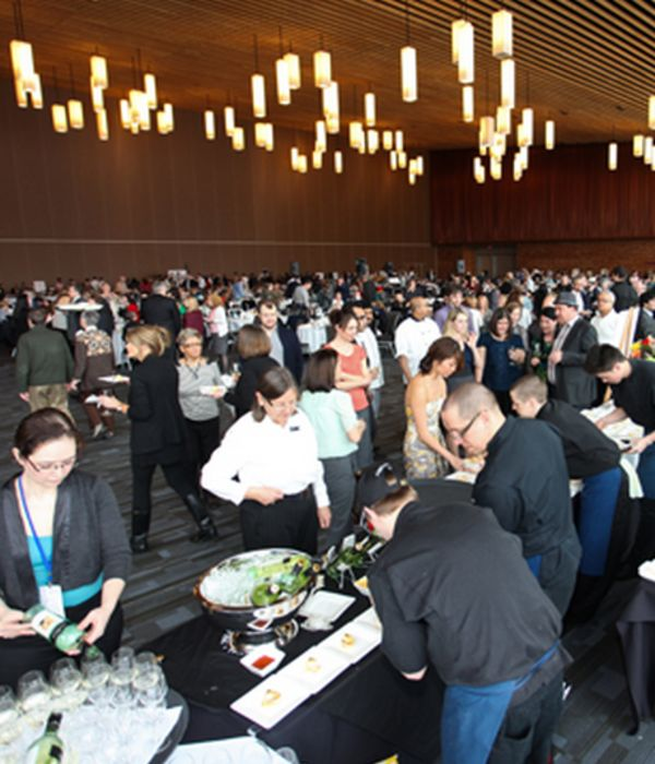 Vancouver International Wine Festival presents  VINTNERS BRUNCH - Ballroom D