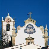 Igreja de Sao Lourenco de Almancil   Southern Portugal