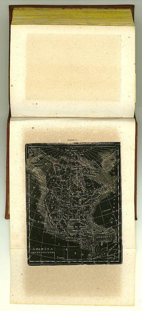 ALHAMBRA, D.G. -  Atlas Geografico de la Tierra, coleccion de mapas. . .