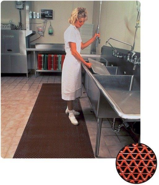 3M™ Entrap™ 3200 Anti Slip Matting - 0.9M X 6M Merk 3M Terbaik.  Terbuat dari bahan Vynil yang tahan lama dan mudah dibersihkan, keset ini berfungsi sebagai anti-slip sekaligus dan dapat mengurangi kepenatan (anti fatigue) bagi orang yang berdiri di atasnya.  Sangat cocok untuk area basah.  http://alatcleaning123.com/keset/1504-3m-entrap-3200-anti-slip-matting-09m-x-6m-merk-3m-terbaik-di-jual-dg-harga-murah.html  #entrap #antislip #keset #3M