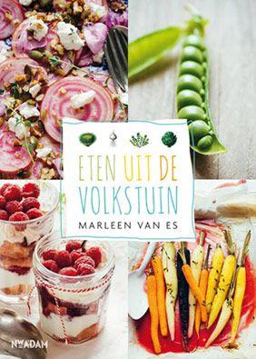 Eten uit de volkstuin boek Hartige taart met asperges