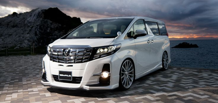INDEX - TOYOTA ALPHARD SPORTS LINE