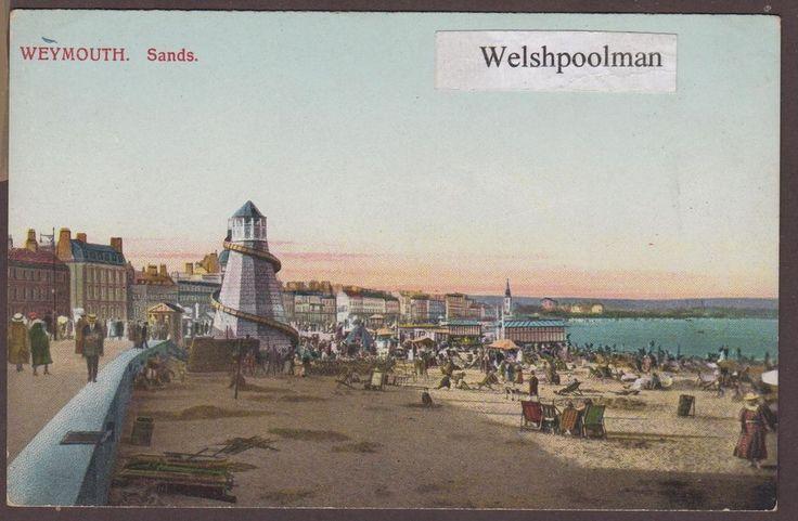 Antique Helta Skelta On The Sands Weymouth Dorset Postcard   eBay