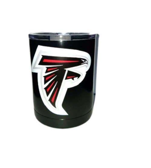 Halcón de Atlanta Yeti auténtico lowball vaso taza Rambler