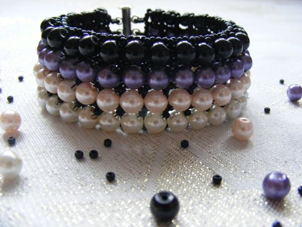 LUXURY ELEGANT-STYLE BRACELET from luxurybeadjewelry.co.uk
