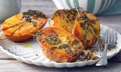 Rosmarinkartoffeln und Co: Kartoffeln aus dem Ofen