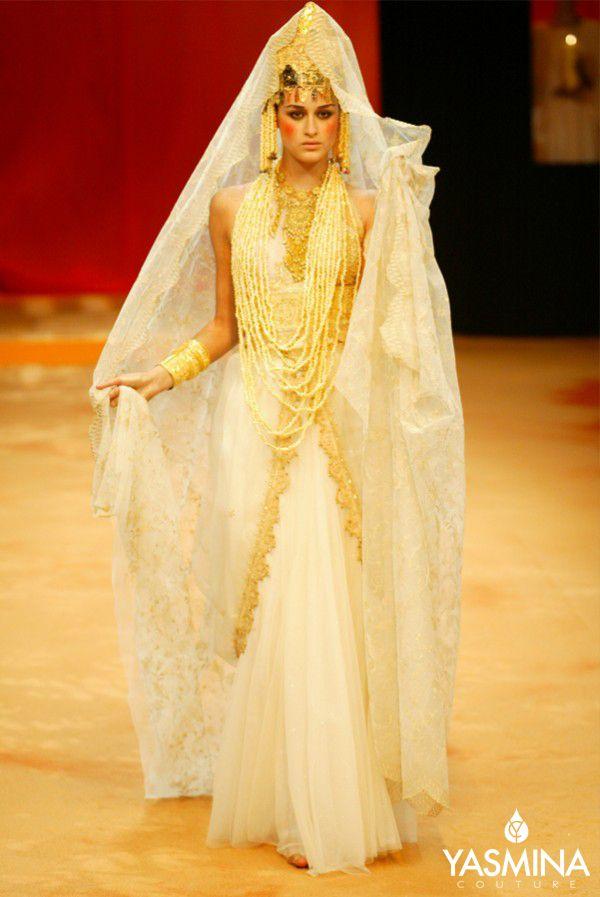 Yasmina Chellali, Yasmina Chelali, Yasmina Couture, Mode, Haute couture, Haute couture Algérienne,