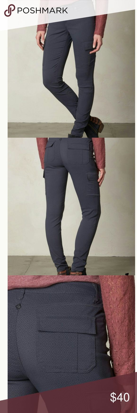 EUC Prana Meme Pants size 14 EUC Prana Meme Skinny Pants size 14. Only wore once but I'm not feeling skinny jeans on me. Our quintessential Stretch Zion fabric in a skinny leg combines style and performance. Four-way stretch and DWR water-repellent and durable finish means you can take this pant anywhere, from the streets to the campsite, the office to the trail. 97% nylon/3% spandexStretch 'Zion' performance woven with durable water repellent (DWR) finish. 32in inseam. Prana Pants Skinny