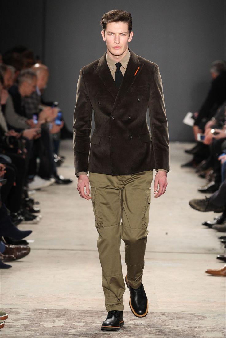 Sfilata Moda Uomo Todd Snyder New York - Autunno Inverno 2017-18 - Vogue