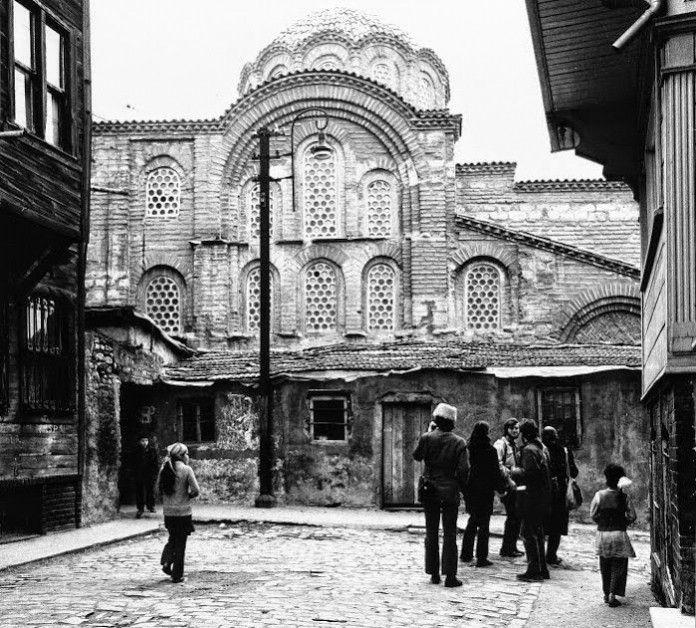 Eski imaret camii- Μονή Πανεπόμπτου 1 (1)