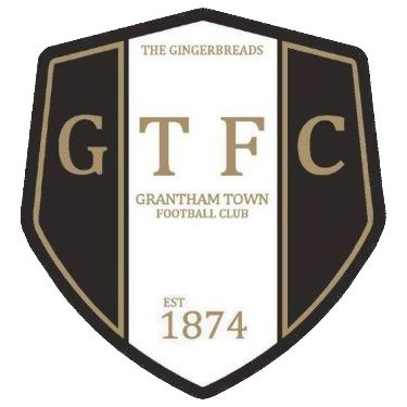 Grantham Town of England crest.