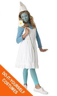 DIY Smurfette costume | Goodwill Easter Seals Minnesota