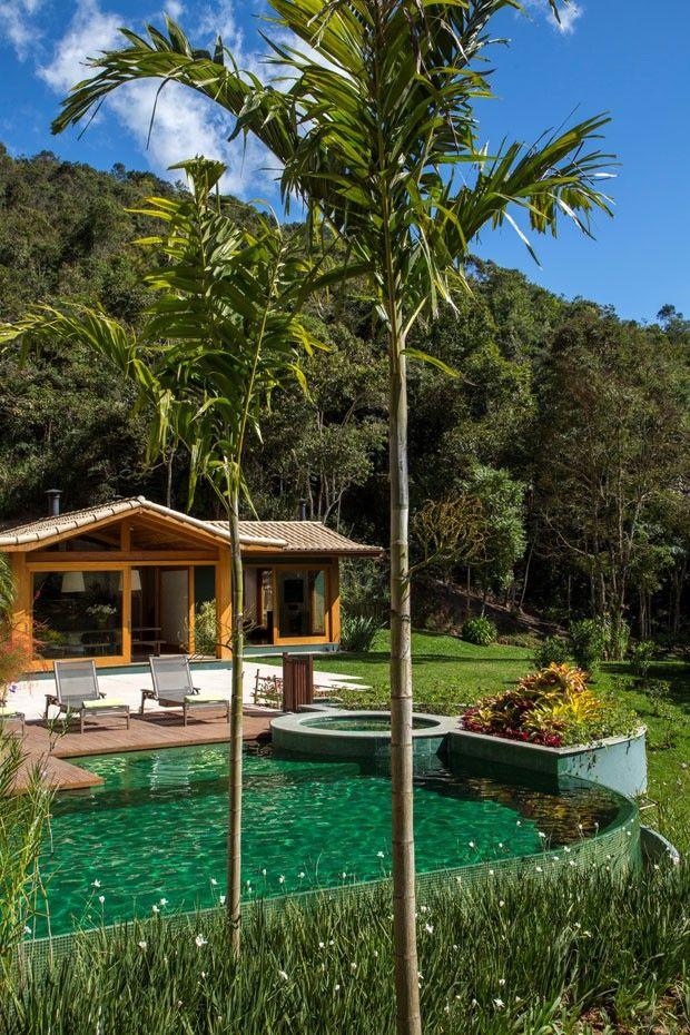 Arquiteta Andrea Chicharo-  Brejal, no município de Petrópolis, RJ.