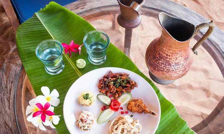 Pousada restaurant, Goa