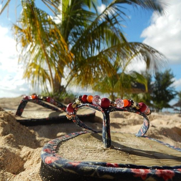 Life is better in Flip Flops...