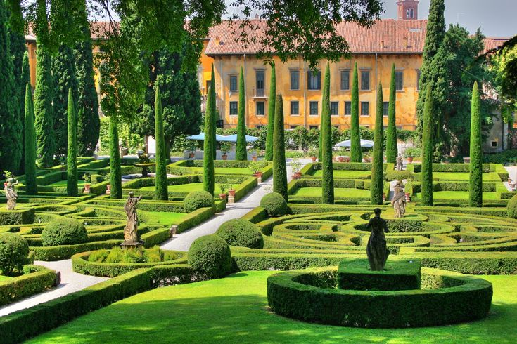 88 Best Images About Italian Gardens On Pinterest
