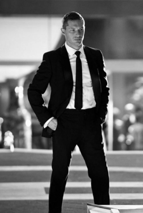 something about men in suits :)