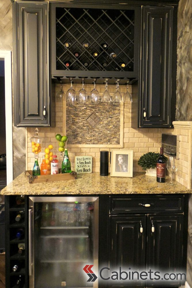 25 best ideas about wine rack cabinet on pinterest for Built in wall bar ideas