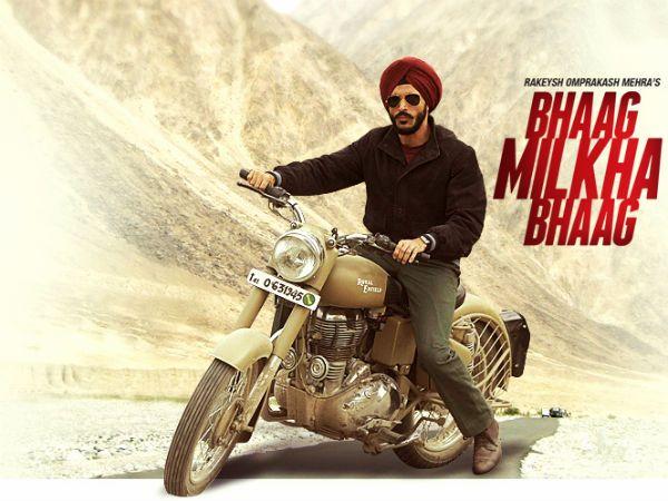 Royal Enfield: Win Bhaag Milkha Bhaag's Desert Storm
