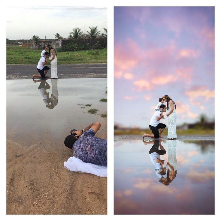 Фотограф изБразилии делает снимки вскучных местах, норезультат приводит ввосторг