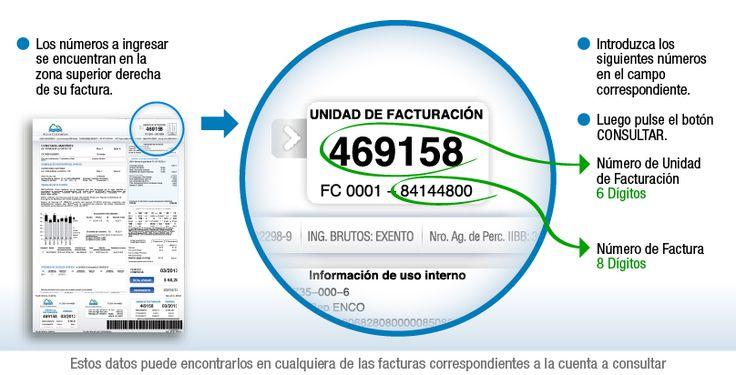 Adhesión al envio de Factura Digital - Aguas Cordobesas