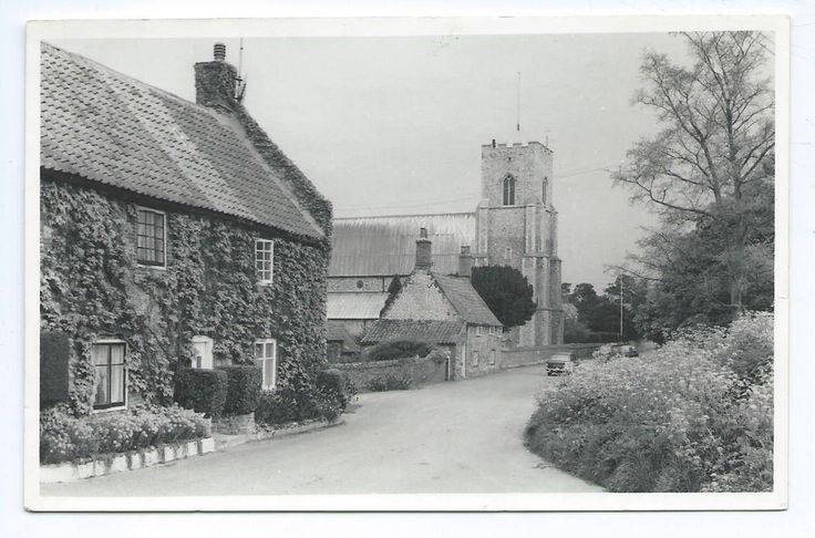 RP St Mary's Church, Old Hunstanton - Judges (31722) proof | eBay