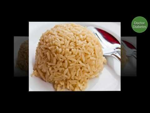Diabetes and Rice What types of rice are OK to eat