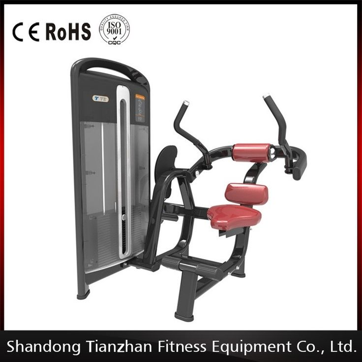 Abdominal /TZ-4015/pin loaded exercise fitness machine/gym equipment