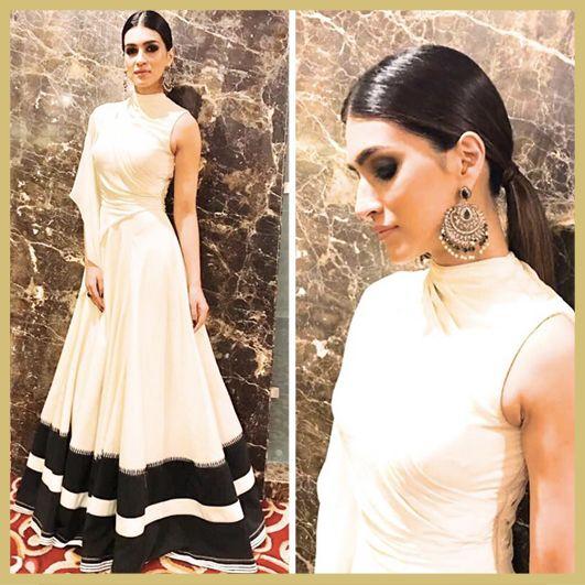 Kriti Sanon, PTC Punjabi Film Awards 2017, MyFashgram