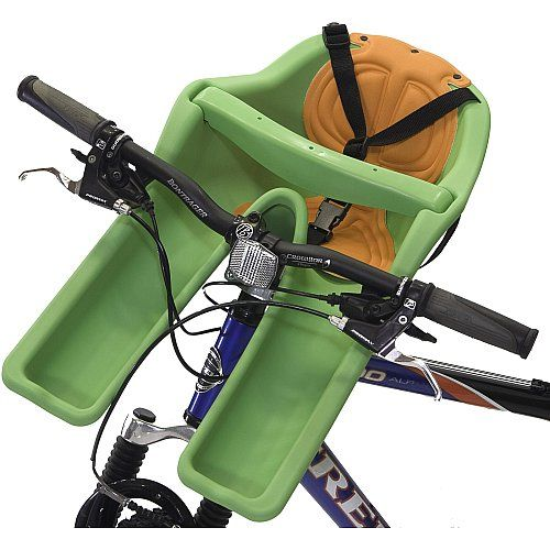 iBert Safe-T Front Mounted Child Bicycle Seat