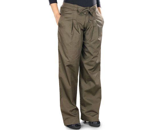 100% katoen Moslim vrouwen dragen Pant Formele & Daily door MyBatua