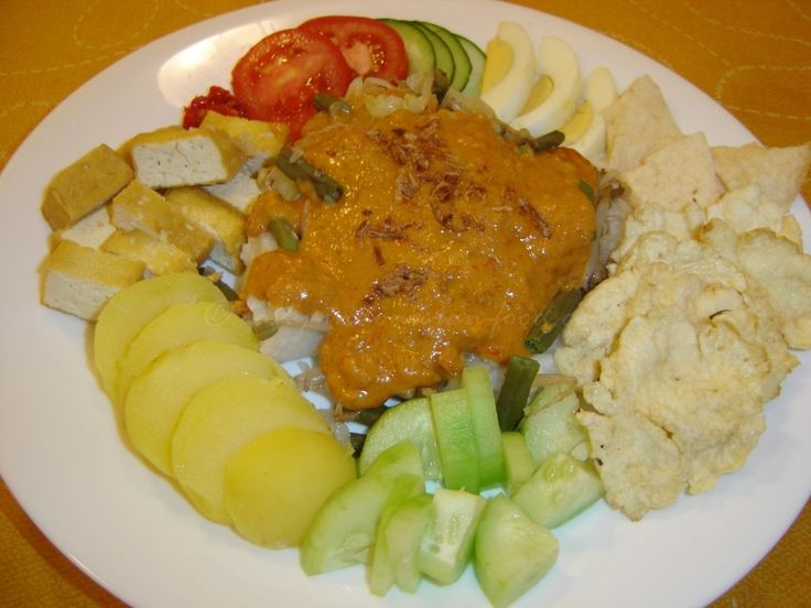 Tasty Indonesian Food - Gado-gado