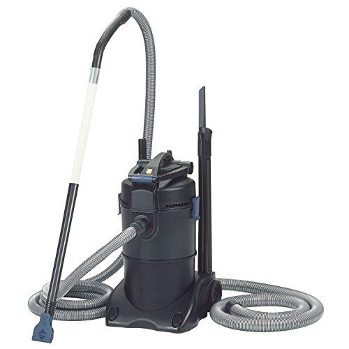 OASE 37230 PondoVac 3 Pond Vacuum Cleaner > Power cable: 13ft. Suction depth: up to 7ft. Suction hose length: 16ft.