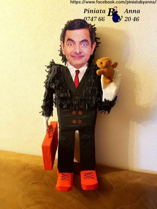 Piniata Mr. Bean Iasi • OLX.ro