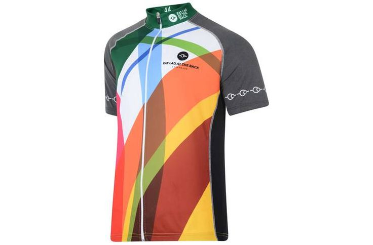 Fat Lad At The Back Bobby Dazzler Short Sleeve Jersey | Evans Cycles