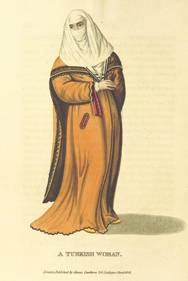 An Ottoman Woman, 1812