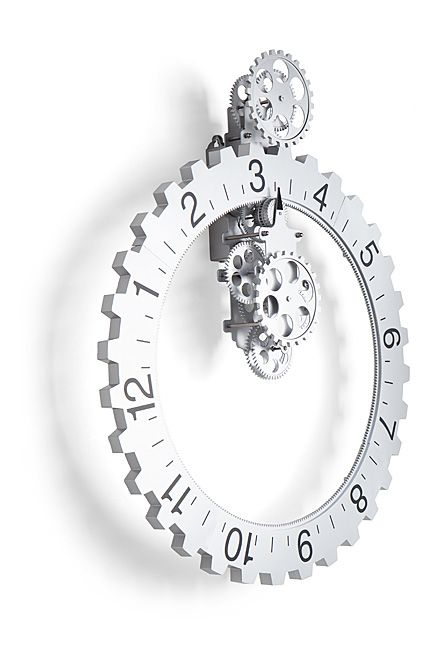 Big Gears Wall Clock                                                                                                                                                                                 More