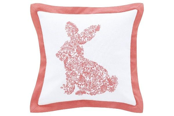 Easter gifts they can Keep! This #SHERIDAN #Bunny #Rabbit #cushion is the perfect #Easter #decoration or #gift this Easter. ~ #Seasons #Bazaar #Australia #homewares #kidsgifts #gifts #noveltygift