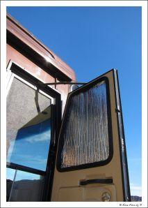 Diy Window Coverings Reflectix 5 16 Truck Camper