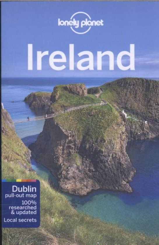 Reisgids Lonely Planet – Ireland / Ierland || The London Tester Shop