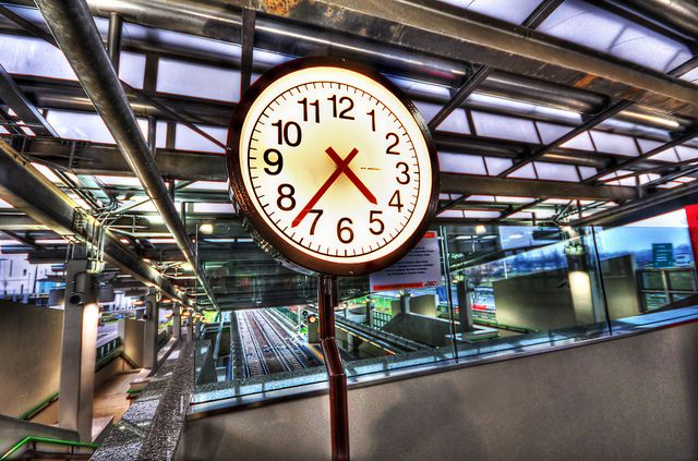 Time and lines by neimon2, via Flickr