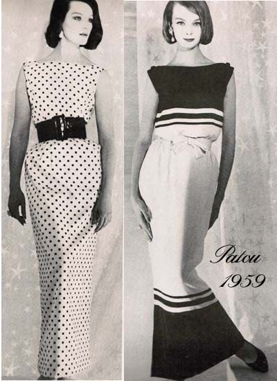 1959 style and fashion | 1950s Fashion Trends-50s Spring Fashions 1959 | Vintage Style Files