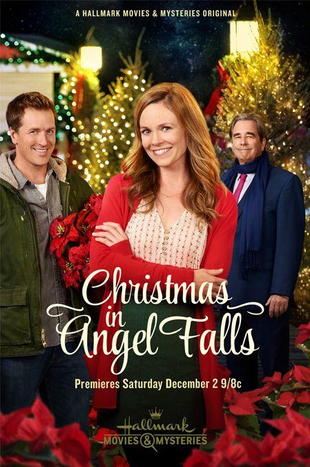 Christmas in Angel Falls - a Hallmark Movies & Mysteries Original Christmas Movie starring Rachel Boston, Paul Greene, & Beau Bridges!