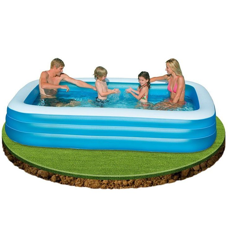 Rectangle Inflatable Pool 25+ best intex swimming pool ideas on pinterest | pool cleaning