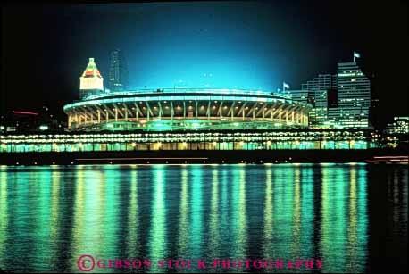 Riverfront Stadium, Cincinnati, OH