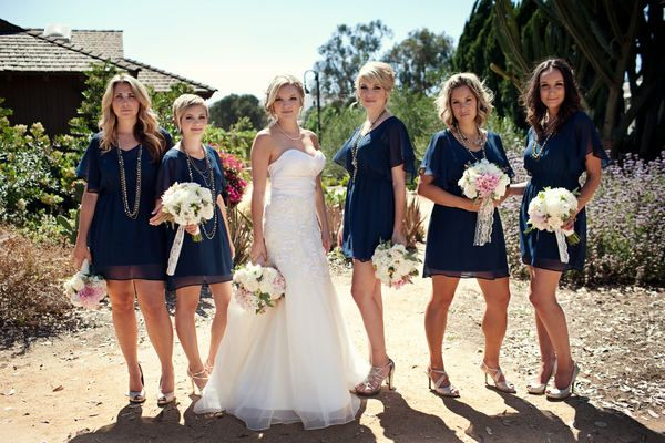 Navy Wedding inspiration